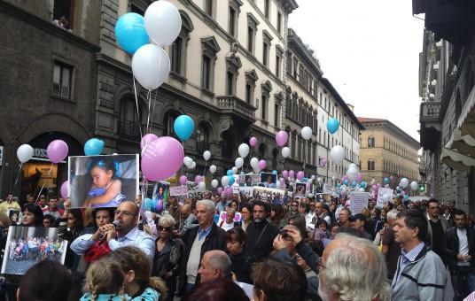 Corteo Firenze Stamina
