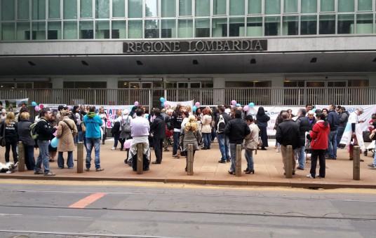 Stamina Manifestazione Milano Sblocco Cure Compassionevoli